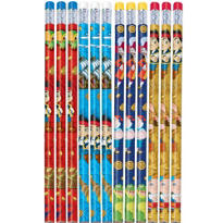 Jake and the Never Land Pirates Pencils 12ct