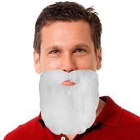 Santa Facial Hair