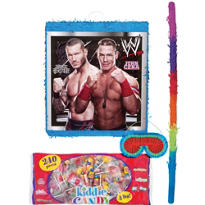 Pull String WWE Pinata Kit
