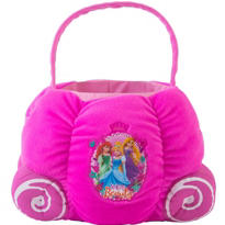 Plush Disney Princess Easter Basket