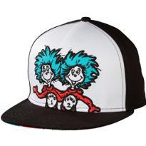 Thing 1 and Thing 2 Baseball Hat