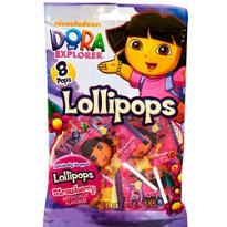 Dora the Explorer Lollipops 8ct