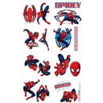 Spider-Man Tattoos 1 Sheet
