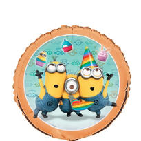 Despicable Me Balloon