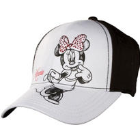 Rhinestone Minnie Mouse Baseball Hat