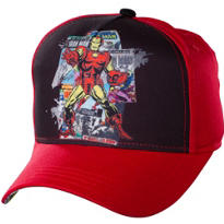 Child Iron Man Baseball Hat