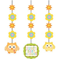Happi Tree Hanging Cutouts 3ct