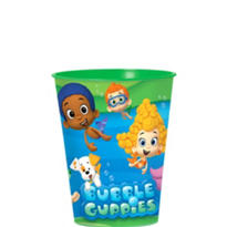 Bubble Guppies Favor Cup