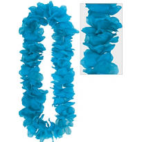Blue Paradise Flower Lei