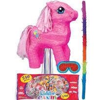 Pull String My Little Pony Pinata Kit