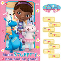 Doc McStuffins Party Game