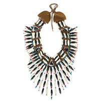 Rising Sun Native American Necklace