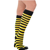 Bee Knee-High Socks