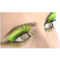 Electric Party Eyelashes