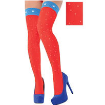 American Dream Thigh-High Stockings