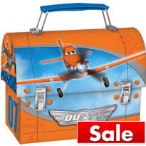 Planes Tin Box