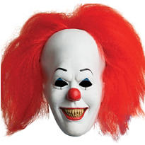 Deluxe Pennywise Mask - It