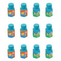 Bubble Guppies Mini Bubbles 12ct