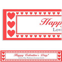 Sweet Love Custom Banner