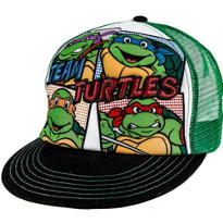 Teenage Mutant Ninja Turtles Trucker Hat