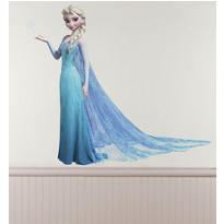 Frozen Elsa Wall Decals
