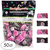 Celebrate Sweet 16 Pillow Mints 50ct