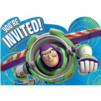Toy Story Invitations 8ct