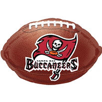Tampa Bay Buccaneers Foil Balloon 18in