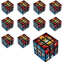 Transformers Puzzle Cubes 24ct