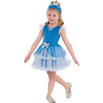 Girls Tutu Cinderella Costume