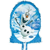 Pull String Olaf Frozen Pinata