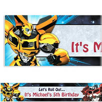 Transformers Core Custom Banner