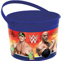 WWE Favor Container