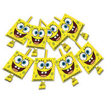 SpongeBob Blowouts 8ct