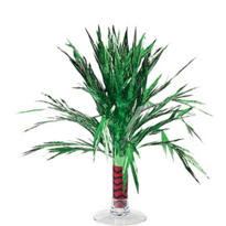 Palm Tree Centerpiece 8in