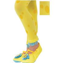 Child SpongeBob Footless Tights