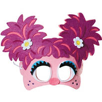 Child Abby Cadabby Eye Mask - Sesame Street