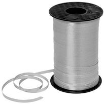 Silver Curling Ribbon 350yds