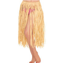 Adult Natural Grass Hula Skirt