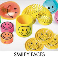 Smiley Face Party Favors