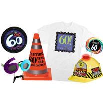 60th Birthday Gag Gifts