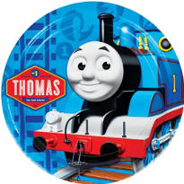 Thomas the Tank Engine 1st Birthday Party Supplies