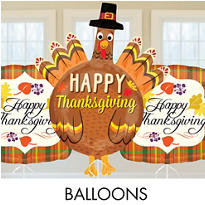 Thanksgiving Balloons