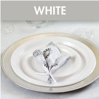 White Wedding Supplies