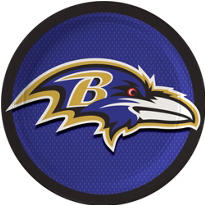 NFL Baltimore Ravens Party Supplies