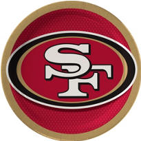 NFL San Francisco 49ers Party Supplies