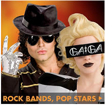 Rock Band, Pop Star Accessories