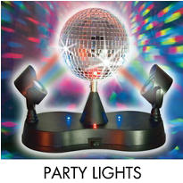 Party Lights, Special Effects
