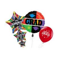 Go Grad! Graduation Balloons