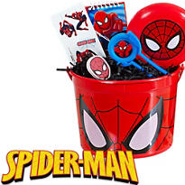 Spider-Man Party Favors